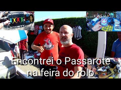 Encontrei O Passarote Na Feira Do Rolo De São Bernardo Do Campo... Vejam O Que Comprei Com 8 Reais.