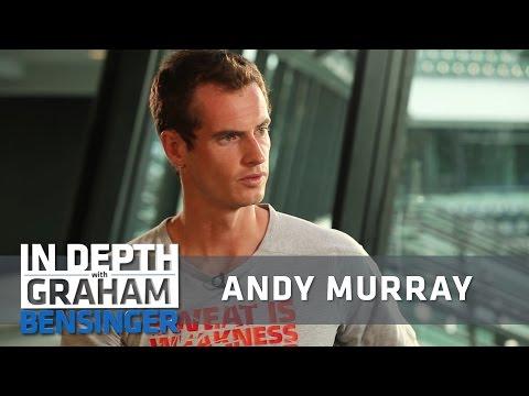 Andy Murray: Why I won't fail a drug test