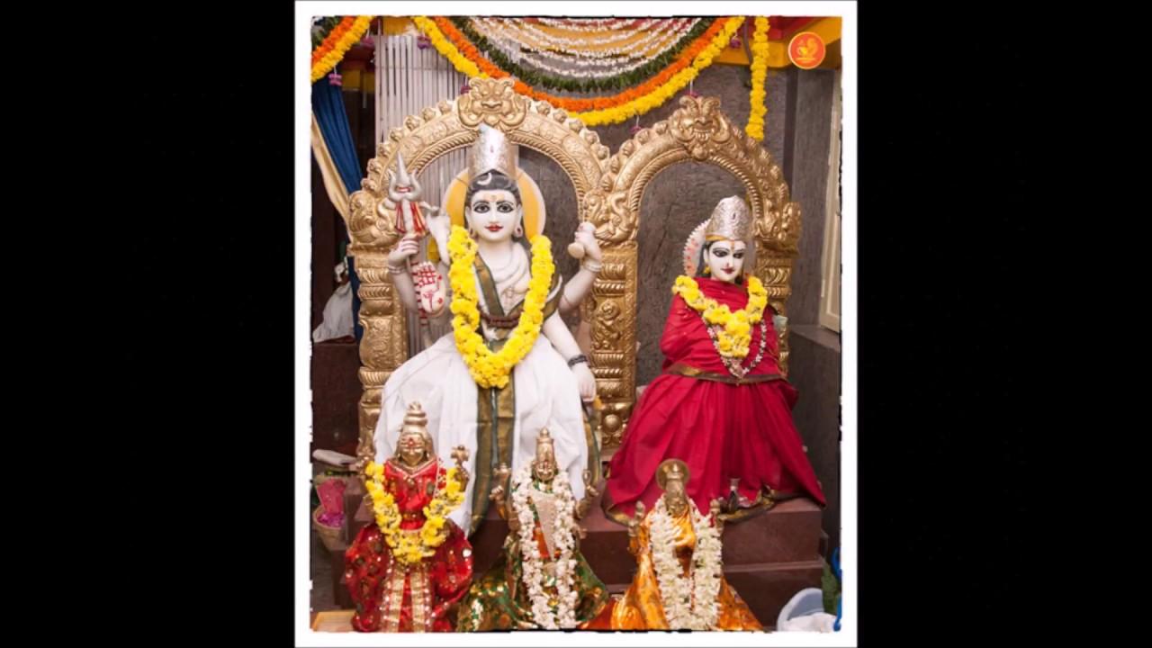 Sringeri Jagadguru - Importance of Bhagavan Nama Japam from  Mahabharata/Vishnu Sahasranama (Kannada)