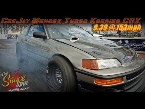 CeeJay Mendez- Turbo Kseries CRX: IFO Bradenton 2017