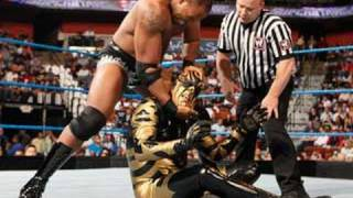 WWE Superstars: Goldust vs. Shad Gaspard