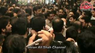 Ansar Party- 24 Muharam Mochi Gate Lahore 2014-15....Meray Khutbo Sa Tooth Jai Ga