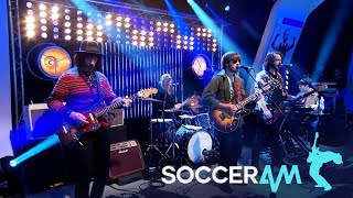 The Coral | Sweet Release (Live on Soccer AM)