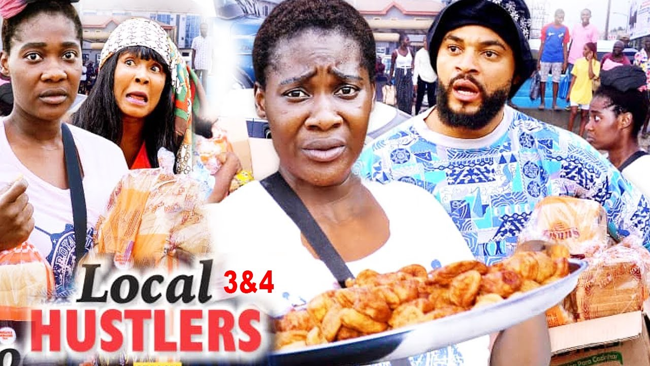 Download LOCAL HUSTLER SEASON 3 {NEW TRENDING MOVIE} - MERCY JOHNSON FLASH BOY 2021 Latest  Nollywood Movie
