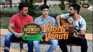 Baixar Portal Mundo Sertanejo Entrevista - Vitor & Vanuti