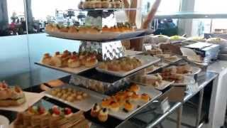 The buffet lunch, The Kingsbury Hotel, Colombo, Sri Lanka