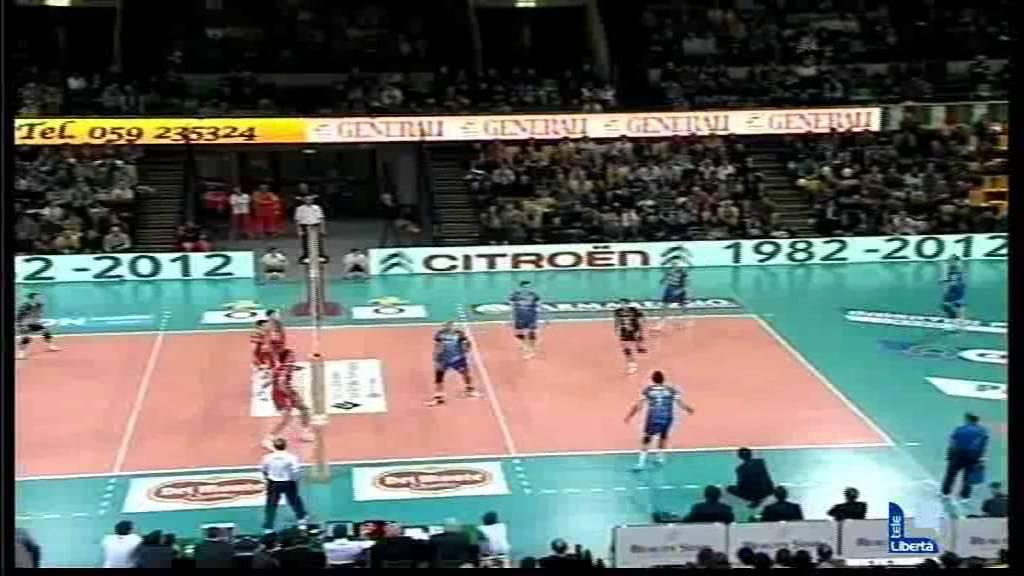 Volley il copra elior batte casa modena di mister for Casa modena volley