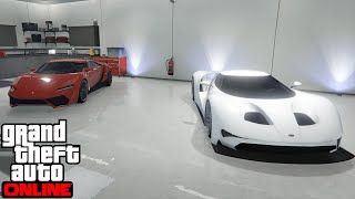 GTA V Online - YENİ ARABALAR VE ŞİRKET KURMAK