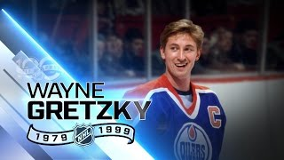 wayne gretzky all time leader in goals points
