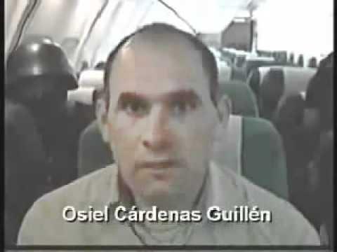 Narcos Osiel Cardenas Guillen Y Hector el Guero palma Su Traslado.flv