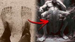 5 Times People Spotted Evidence of Giants on Earth!