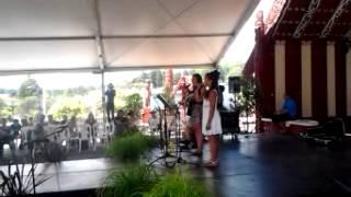 joung maori people singing maori song