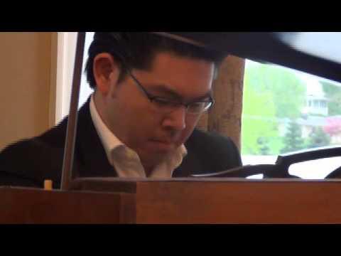 Euntaek Plays Prokofiev