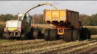 Lohnunternehmen bei der Arbeit [ 10 Minuten Traktoren-Power-Mix! ]