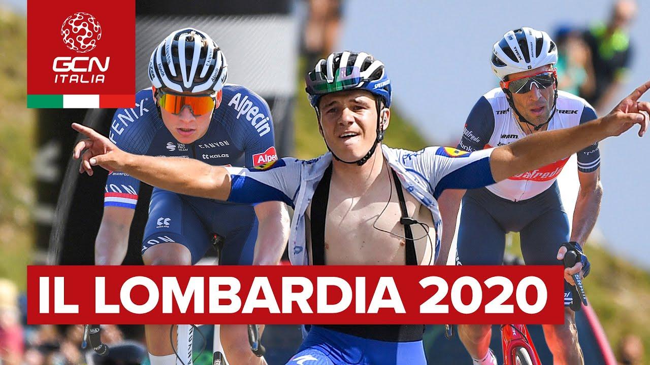 Il Lombardia 2020 anteprima | GCN Italia Racing
