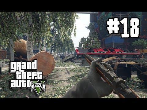 GTA V Zombie Mod[Thai] #18 เอาชีวิตรอดโหมดFps
