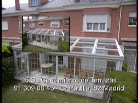 Techo movil doovi for Cerramiento aluminio terraza