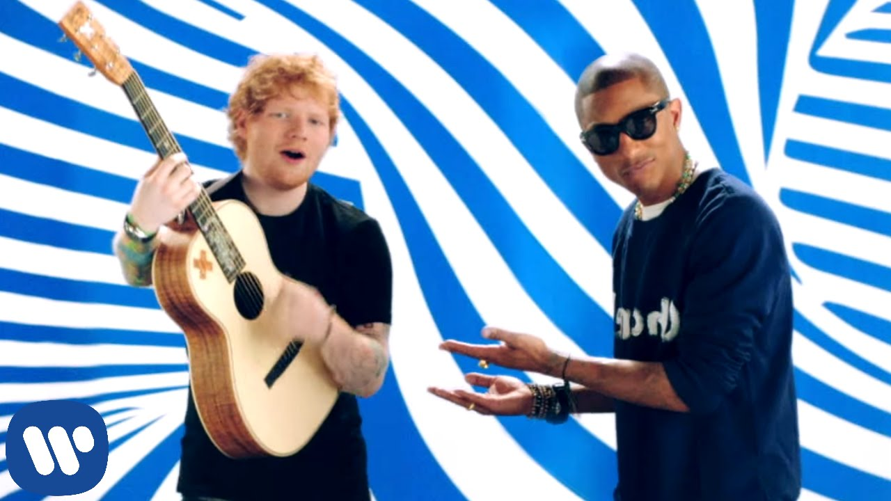 Ed Sheeran Sing Official Music Video Youtube
