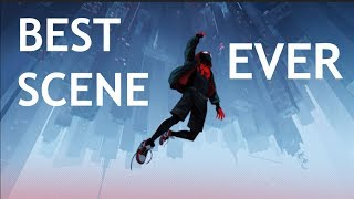 Miles's Leap of Faith And Why it's the Best Scene in Any Movie Ever (Into the Spider-Verse)