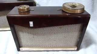 1956 Sony TR-72 Transistor Radio (made in Japan of course)