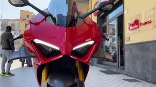 """Ducati Panigale V4 S con frizione a secco Performance """"Din Din""""❤️"""