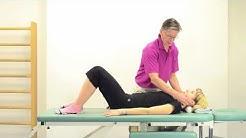 Kaularangan syvien fleksoreiden aktivointi ja yläniskan mobiliteetin parantaminen