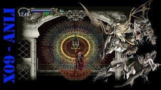 Todos los Hechizos de Alucard en Castlevania Symphony of the Night