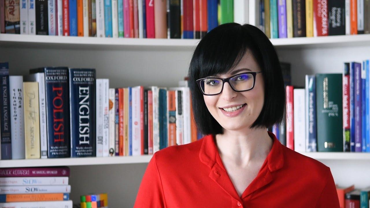 Nauka angielskiego z Arleną Witt nauczycielka z YouTube
