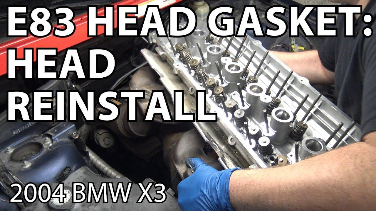 m54 head removal