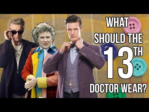 What Should the 13th Doctor Wear?