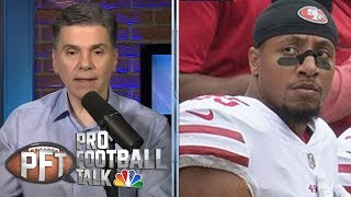 Eric Reid's settlement likely ends PED testing issue | Pro Football Talk | NBC Sports