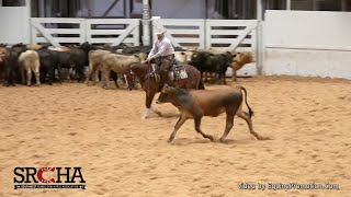 Clinton Anderson and Hulk: 2020 SRCHA Pre-Futurity Herd Work