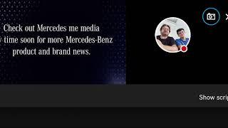 Yeni Mercedes-Benz S-Class Online Lansmanı (Canlı)