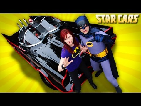 STAR CARS- The Classic Batmobile (Ep. 2)