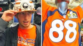 Broncos WILL WIN Super Bowl 50!