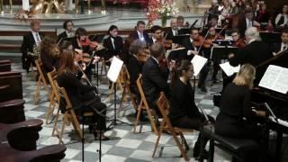 Mozart -Concerto n° 23 pour piano k.v. 488 II. Adagio