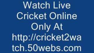 Watch Live Cricket On You Tube