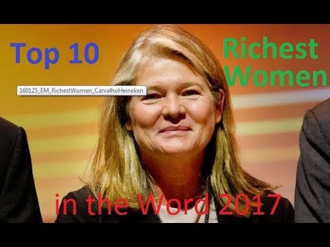 Top 10 Richest Women in the World of all time