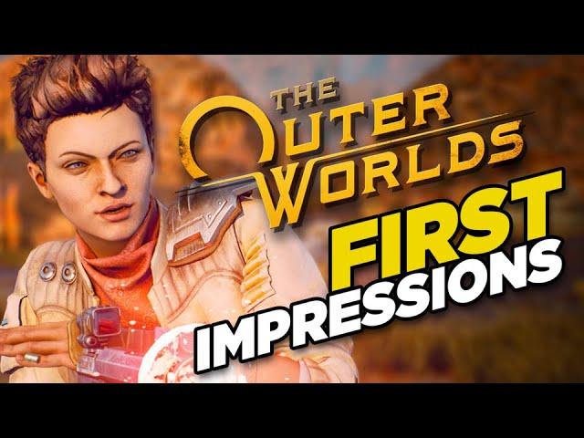 Die äußeren Welten - erste Eindrücke + video
