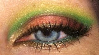 Almost Fall Inspired Eyes Thumbnail