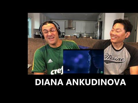 DIANA ANKUDINOVA - Wicked Game (First Time Reaction)