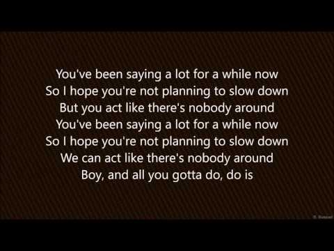 Starley - Touch Me - Lyrics