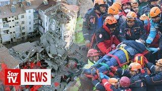 Turkey quake kills at least 22