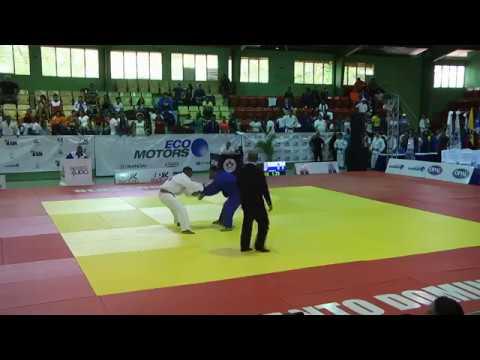 Panamerican Cup 2018 - Clasificatorio Judo Juegos Olímpicos de la Juventud - TATAMI 2