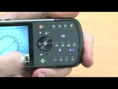 MOTOZINE ZN5 une o estilo Motorola com os cliques da Kodak