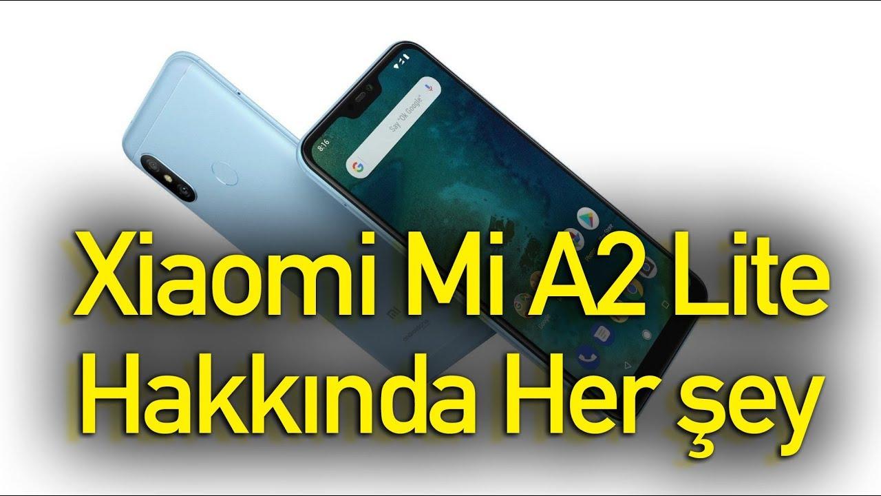 Xiaomi Mi A2 Lite hakkında her şey