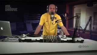 Mr. Groove Radio Show #2015 com DJ Oswaldo Jr. @ Ban TV - ed. 34