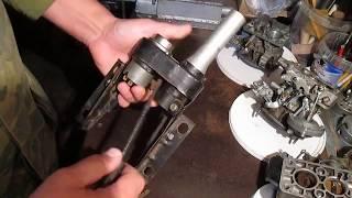 видео Замок зажигания 21213. 16.20 Выключатель зажигания и противоугонное устройство (замок зажигания)