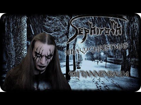 Rammstein Oh Tannenbaum.Sephiroth Oh Tannenbaum Metal Cover Heavy Christmas
