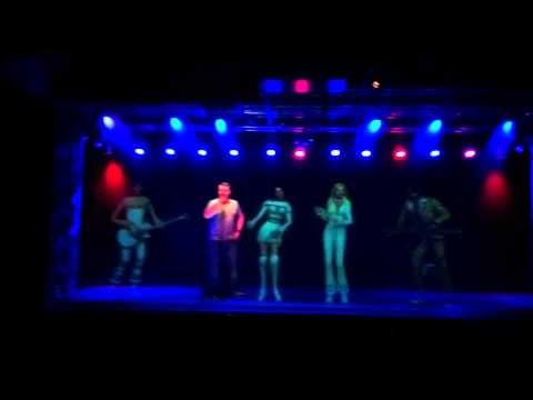 ABBA Museum - Sing with the Holograms!